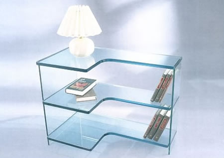 Muebles de hierro decoracion de interiores - Decoracion en cristal interiores ...